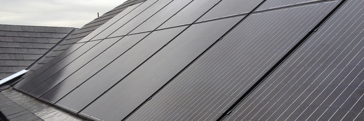 GSE - in-roof solar mounting