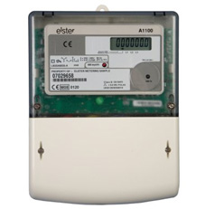 Elster A1100 3-Phase kWh Meter