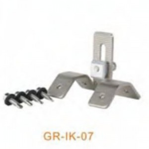 Sheet Metal Hook GR-IK-07